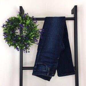 "Joe's "" Mid Rise Skinny"" Denim Jeans"